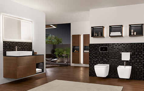 Finion collection from Villeroy & Boch