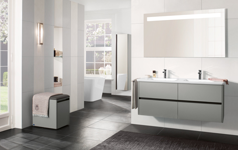 Vivia collection from Villeroy & Boch